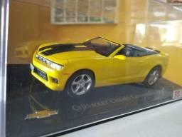 Camaro Amarelo Última peça