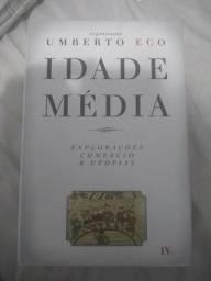 Livro: Idade Média. Exploradores, comérvio e utopias.
