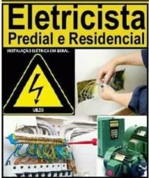 Eletricista na zona sul