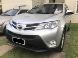 Toyota rav4 blindada nível3a - 2014