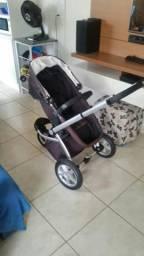 Carrinho de bebê importado europeu. Mothercare