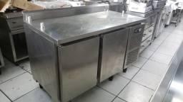 Balcão macon Refrigerado 2 portas