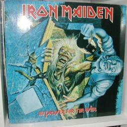 Iron Maiden - No Prayer for the Dying Rep.Tcheca