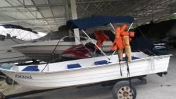 Barco fibra 5m - 2008