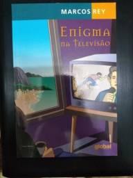 Livro Enigma na televisão