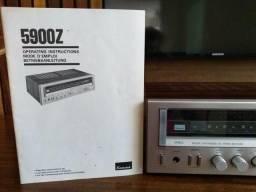Sansui 5900Z com manual de instruções