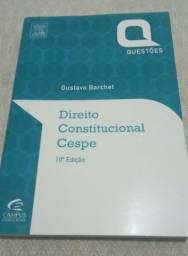 Livro Direito Constitucional - Barchet
