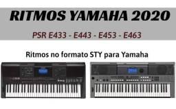 Ritmos Para Teclados Yamaha PSR E