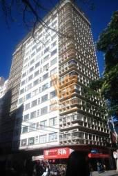 Ed. José Correia de Freitas | Apartamento com 1 dormitório | 63m²priv | Centro
