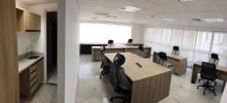 Sala para alugar, 161 m² por R$ 6.447,60/mês - Empresarial 18 do Forte - Barueri/SP
