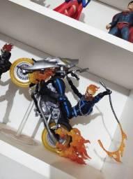 Motoqueiro fantasma Marvel legends