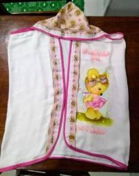 Fralda toalha