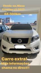 Nissan Frotier 2017