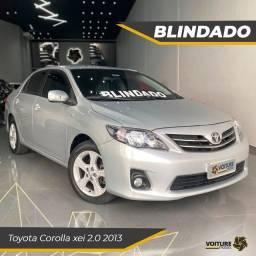 Toyota Corolla XEI 2013 Blindado