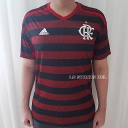 Camisa I Flamengo 19/20 Rubro-negra