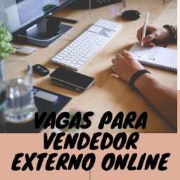 Vagas para vendendor online