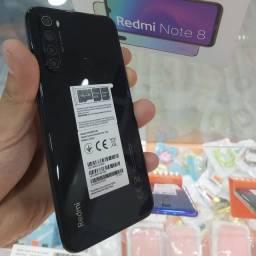 Redmi not 8 not 9 not 9S not 9 pro ( somos loja) novos lacrados