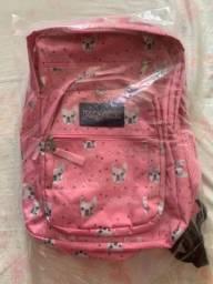 Vendo uma mochila da Jansport Big Student, nunca foi usada!