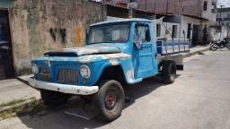 Pick Up Willys Rural F75 Ano 76