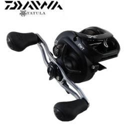 Nova Carretilha Daiwa® Tatula 200 Hs 7.3:1 Drag:6,5kg- Direita