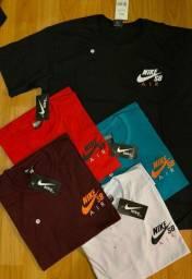 Camisas e bermudas 1° linha NIKE