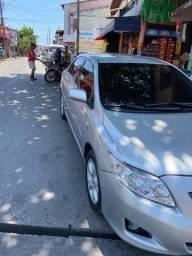 Corolla gli 2010 ( recebo moto de até 6.000,00 )