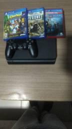 PlayStation 4, slim, 1 tera de hd