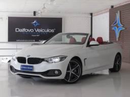 430I 2.0 Cabrio Sport 2020 Branca Interior Vermelho 10.300Km