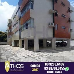 Apartamento amplo no melhor do Cabo Branco???