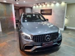 Mercedes-Benz GLC 63 AMG 4.0 V8 Turbo 476CV Gasolina S 4Matic+ Speedshift Modelo 2019