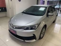 Toyota Corolla GLi Upper - 2019/2019 - Único dono - Garantia de Fábrica!