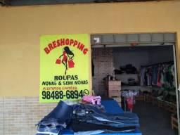 Brechó shopping na 300 recanto das emas DF