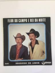 LP Flor do Campo e Rei da Noite