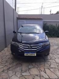 Honda City Lx Automático 2013/2014