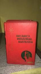 Livros de mecanica industrial