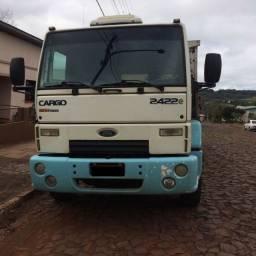 Caminhão Ford Cargo 2422 - 2011