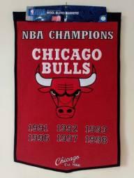 Banner Chicago Bulls - Basquete
