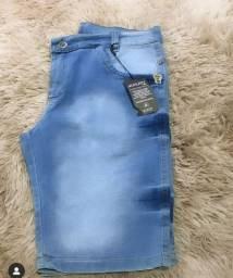 Short jeans tamanho 46