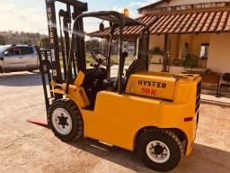 Empilhadeira Hyster diesel 2.5T Motor perkins