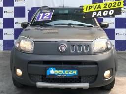 Fiat UNO 1.4 WAY 8V Flex 4P Manual 2012