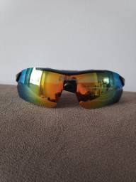Óculos Esportivo 5 lentes