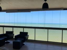 FH . Amplo apartamento frente para o mar de Itaparica. 240m²