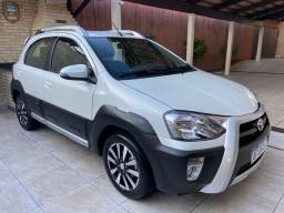 Etios Cross 1.5 automático 2018 *único dono e na garantia de fábrica