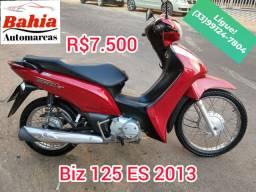 Biz 125 ES 2013 com 23617 km