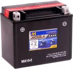 Bateria Moura Moto 10ah 12v Ma10-e ( Ref. Yuasa: Ytx12-bs )