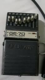 Pedal equalizer GE70 Oliver