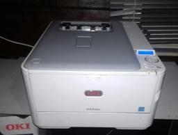 Impressora Led Colorida OKi C331dn
