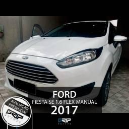 Fiesta SE 1.6 Flex Manual   21 mil km rodados   Impecável