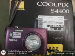 Nikon Coolpix S4400 - 20.1 Mega Pixels