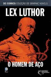 Hq DC Comics Graphic Novel n° 12 Lex Luthor - Frete Grátis